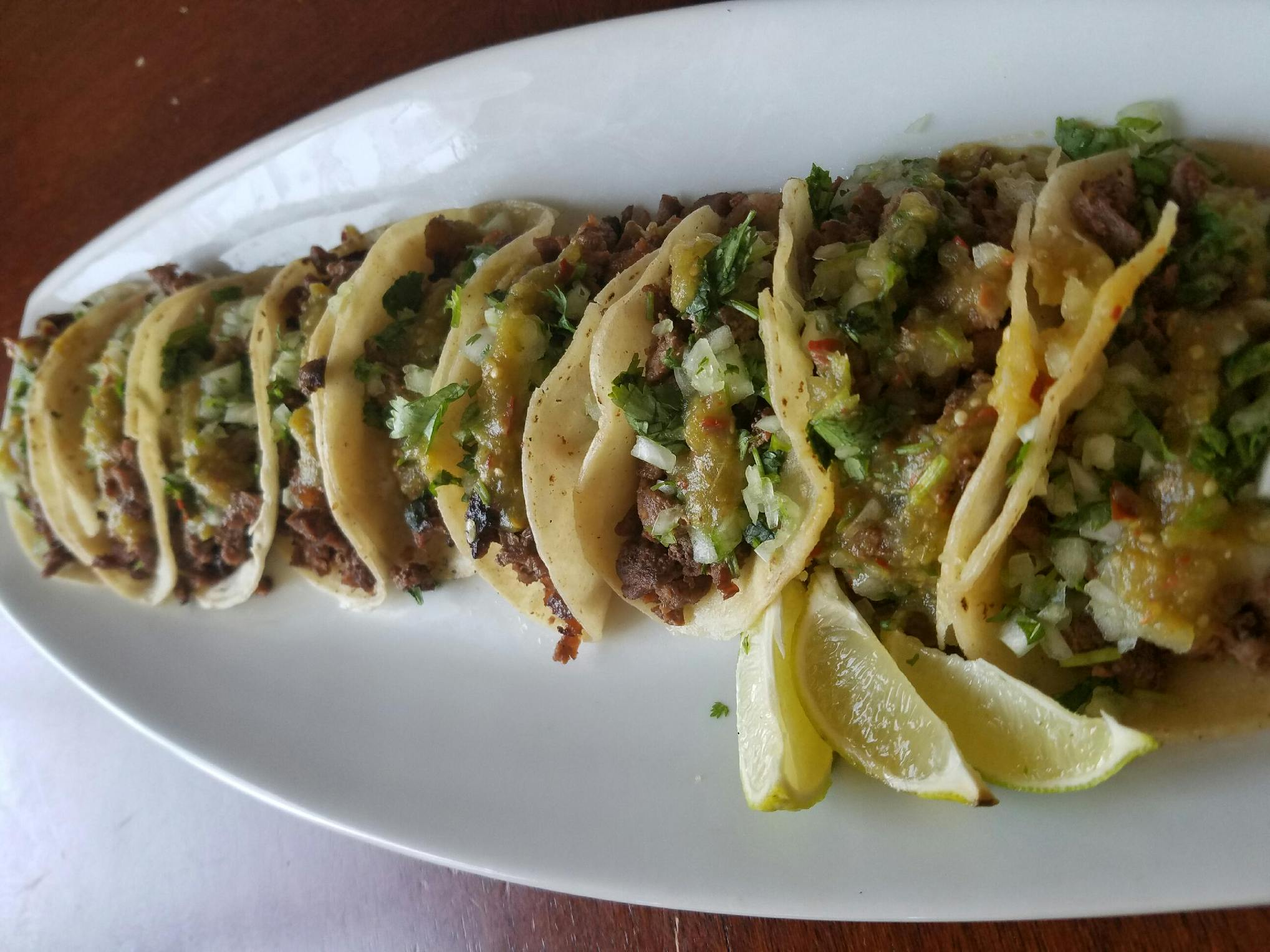 Tacos Ala Mexicana Taco Catering In Palm Springs